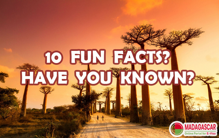 10 surprising facts about Madagascar