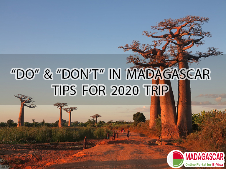 Must-know tips when visiting Madagascar in 2020